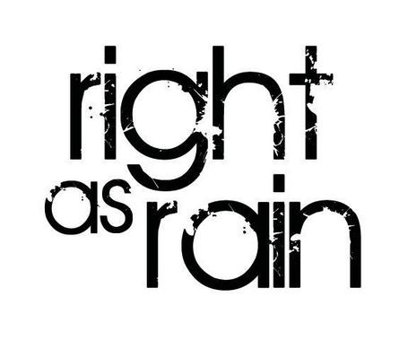Right as Rain - The Golden DinosaurThe Golden Dinosaur
